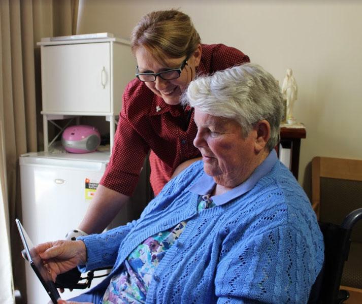Aged and Palliative Care